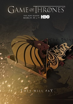 Game of Thrones ( Le Trône de Fer ) Saison 4
