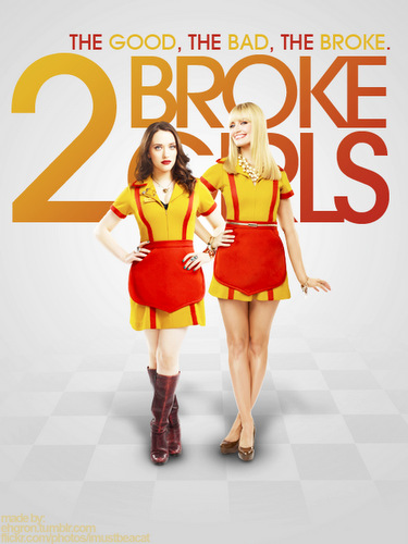 2 Broke Girls Saison 3